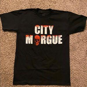 Vlone x City Morgue Tee